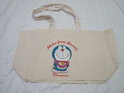 Doraemon in Hawaii - Limited edition Hawaii Only Totes