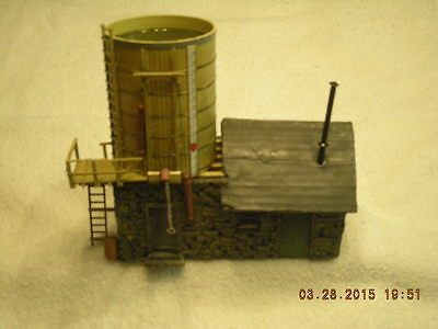 49876 American Flyer Water Tower With Shed