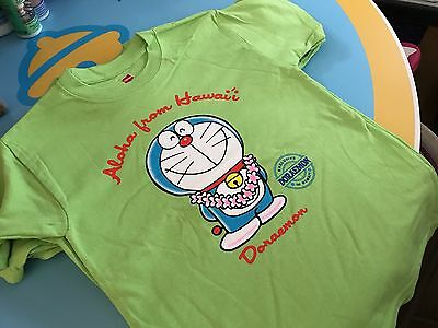 Officially Licensed Doraemon in Hawaii - Limited edition Hawaii Only T-Shirts