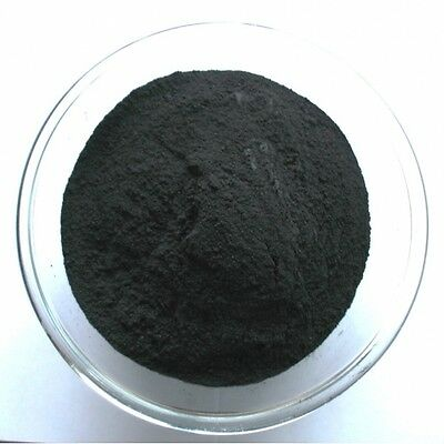 Shungite Powder 500g. 1.1lbs (fraction 0.25mm) from Karelia Russia
