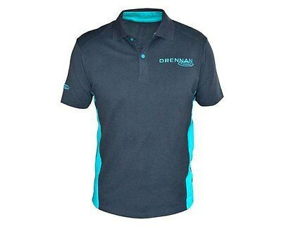 Brand New Drennan Polo T-Shirt - Sizes M/L/XL/XXL