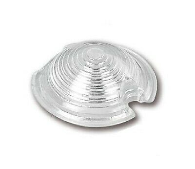 Replacement Clear Lens for Bullet Rear Taillight Turn Signal Marker Light