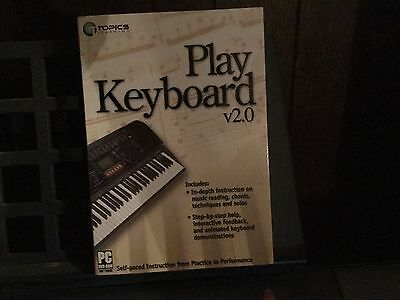 Keyboard Lesson Dvd By Topics