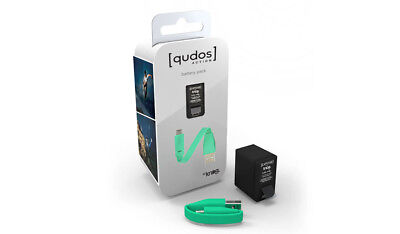 Qudos Mx GoPro Hero Sony Camera Action Go Pro Cam Rechargeable Battery Pack