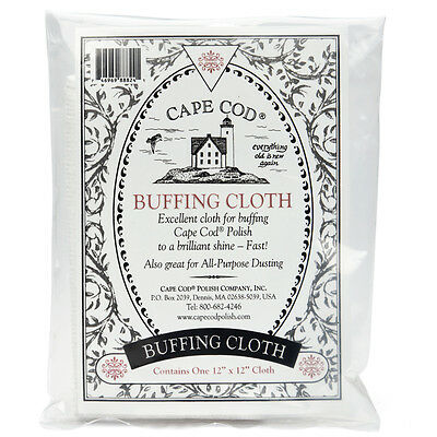 NEW Cape Cod Buffing/Dusting Cloth