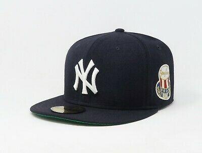 New Era 59Fifty Hat Mens MLB New York Yankees 1952 World Series Navy Fitted  Cap 7c6f6d9c9bd5