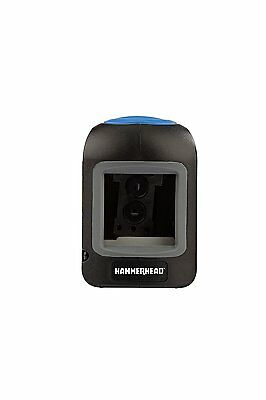 HAMMERHEAD HLCL01 Compact Self-Leveling Cross Line Laser with Clamp , New, Free
