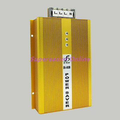 45KW 3 Phase Industrial Electric Energy Power Saver Reducer Factory Saving Box