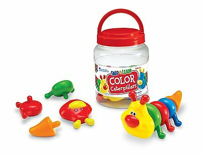Learning Resources - Snap 'n' Learn Colour Caterpillars