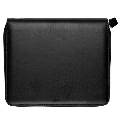 NEW Filofax Pennybridge A5 Black Organiser iPad Case