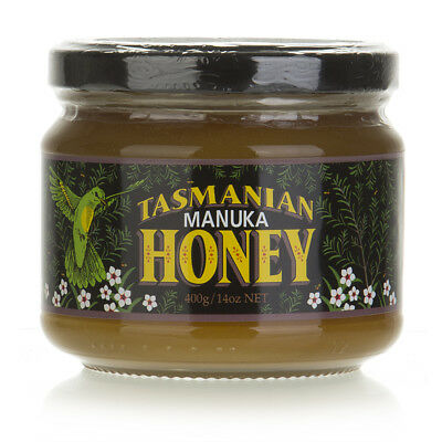 NEW Tasmanian Honey Manuka Honey 400g