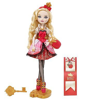 Ever After High Apple White Doll , New, Free Shipping