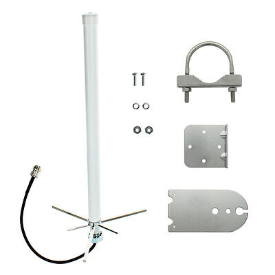 Wilson 311203 50 Ohm Omni Building Mount Antenna 800/1900 MHz 12 in. RG58 311203