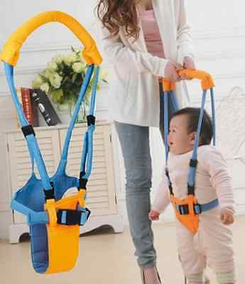 Baby Walker Assistant Toddler Harness Bouncer Jumper Help Learn To Moon Walk Mo