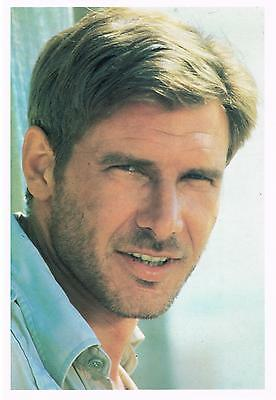 THREE for PRICE of ONE >HARRISON FORD, QUALITY GLOSS POSTCARD NEW FREEpp >