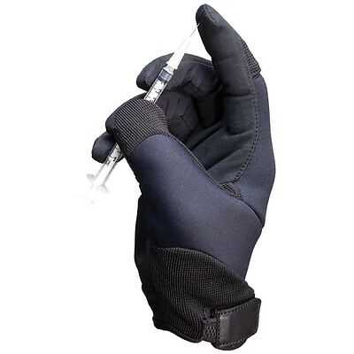Turtleskin Alpha Gloves with Needle and Slash Protection