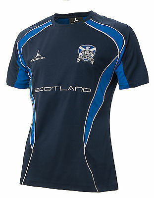 Olorun Scotland Rugby Supporters Iconic T-Shirt  S XXXXL