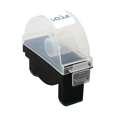 "1"" Vogue Single Label Dispenser Food Preparation Labeling Wall Fixing Catering"
