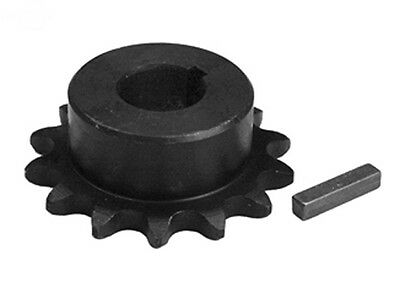 "Mini-Bike Drive Sprocket for 40 41 Chain 14 Tooth 3/4"" Bore (12463)"
