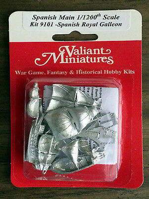 Spanish Main Kit# 9101 - Spanish Royal Galleon Ships
