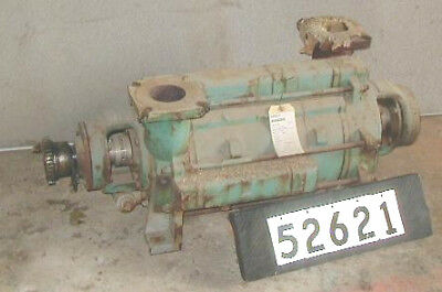 "Kinney 3"" Liquid Ring Vacuum Pump - Model Hc-200 - Ductile Iron"