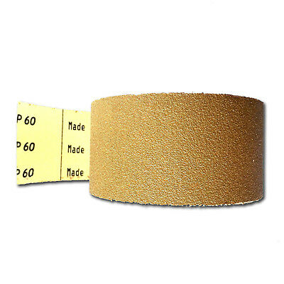 2-3/4 Inch Sandpaper Roll - PSA Adhesive Sticky Backed Longboard Sandpaper