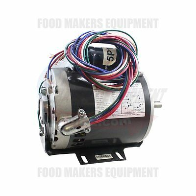 Reed 622x99 / 622x98-1/2 Main Drive Motor & Speed Reducer Assembly. 15-025A