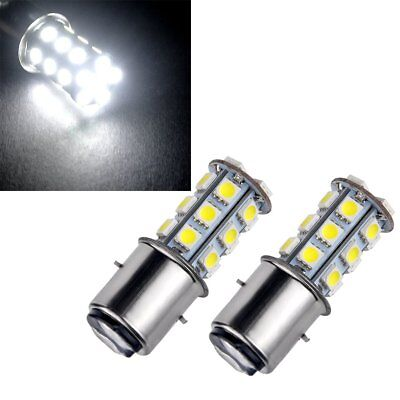 Car bulb DC 12V 35/35W BA20d Led Light Bulbs Headlight Socket