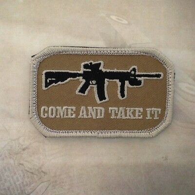 Come and Take It Patch | USA | MORALE | COMBAT