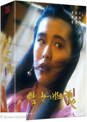 A Chinese Ghost Story TRILOGY (Blu-ray)/ English Subtitle / Region ALL