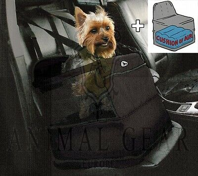 New Outdoor Hound Dog Car Booster Seat Restraint. Small Dog Comfort S Med