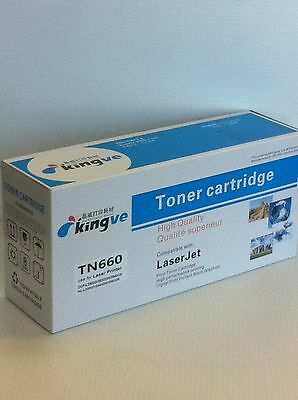 1PK Compatible Toner for Brother TN-660 TN660/630  DCP-L2520DW L2540DW HL-L2320D