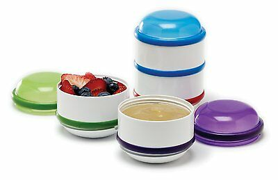 Dr. Brown`s Designed To Nourish Snack-A-Pillar Dipping Cups , New, Free Shipping
