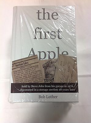 THE FIRST APPLE; By Bob Luther -Sealed 3Pack