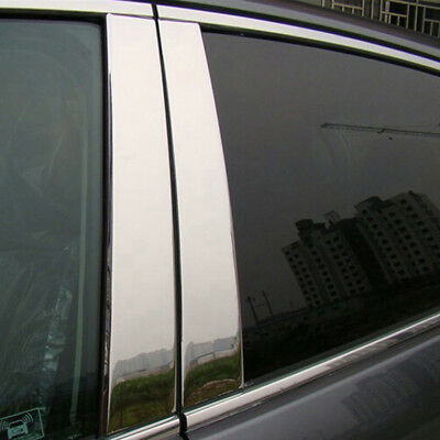 For Honda CRV CR-V 2012-2016 Window Center Pillars B+C Pillar frame Cover Trim