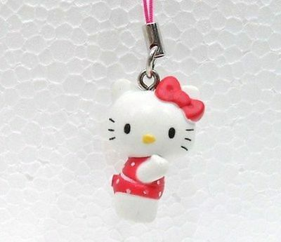 Hello Kitty-Serie My Favourite Hobbies Danglers-Figura 4-Tomy Sanrio 2008