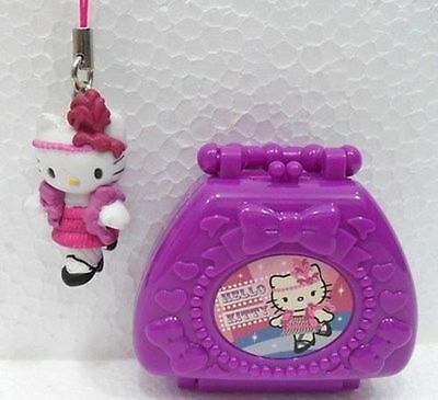 Hello Kitty-Serie Fashion Handbags & Danglers Laccetti Figura 2-Tomy Sanrio 2010