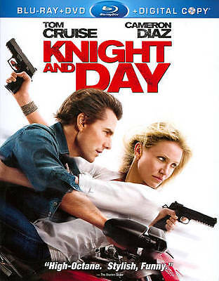 Knight and Day Blu Ray *Disc Only* Tom Cruise, Cameron Diaz, Viola Davis
