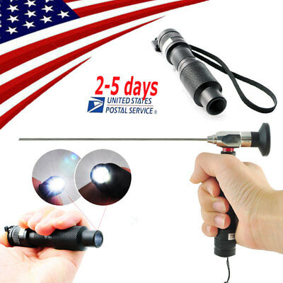 10W CE proved Portable Handheld LED Cold Light Source Fit STORZ WOLF ENDOSCOPE
