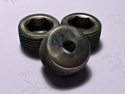 """Fits Wix/napa Thread Adapter 3/4Npt To 1/4"""" Exit Hole"""
