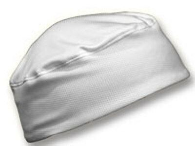 Dupont Cool Chef Cool Beanie Cap Restaurant Cooking White Hat Cap  New Real Deal