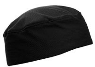 Dupont Cool Chef Cool Beanie Cap Restaurant Cooking Black Hat Cap  New Real Deal