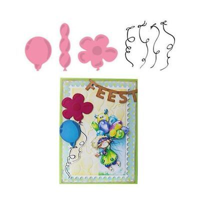 Marianne Design - Collectables Dies & Stamps - Balloons COL1378