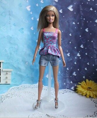 Cute GORGEOUS Handmade The original clothes dress for barbies doll C355