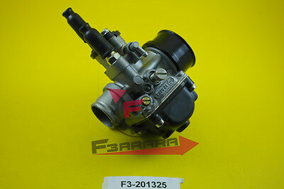 F3-201325 Carburatore dell'Orto  02632 Yamaha PHBG 21 DS con MIX Scooter 50 MBK