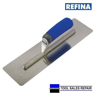 Refina Finatex Plastercraft Stainless Putting On Plastering Trowel
