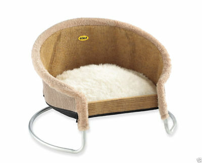 Cleo Pet Lounger Sand/Fawn (09-408)
