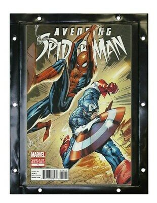 24 BCW Snap It Comic Book Wall Display Panels holders protectors sheets covers