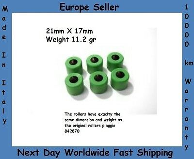 Piaggio Beverly 250 2005 - On  OEM Quality 6 Rollers 842870