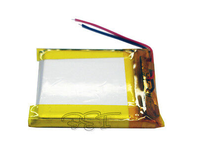 3 7v 650 Mah Li Polymer Battery Rechargeable 602248 For Bluetooth